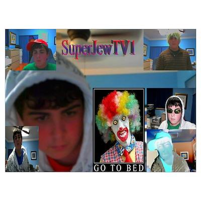 SuperJewTV1 Poster
