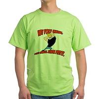 You Smell Kinda Pretty Green T-Shirt