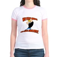 You Smell Kinda Pretty Jr. Ringer T-Shirt