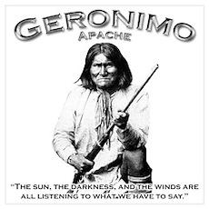 Geronimo 01 Poster