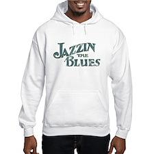 Jazzin The Blues II Hoodie