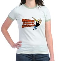 What Do You Think Of Me Jr. Ringer T-Shirt