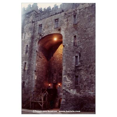 Bunratty Castle, Ireland Poster