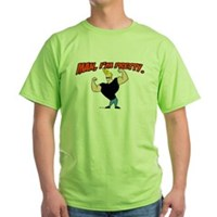 Johnny Bravo - Man, Im Pretty Green T-Shirt