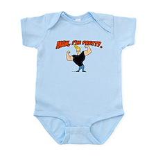 Johnny Bravo - Man, Im Pretty Infant Bodysuit