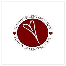 Valentine's Day No. 12 Poster