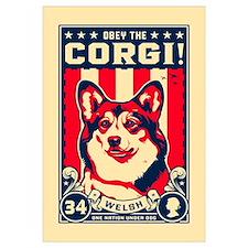 Obey the CORGI!