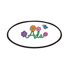 Ada Flowers Patches