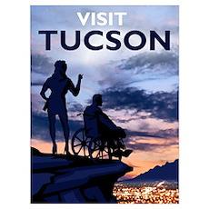 Visit Tucson Poster