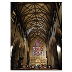 Trinity Church Canvas Art