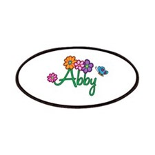 Abby Flowers Patches
