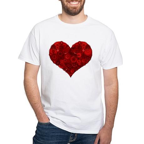 I love you White T-Shirt