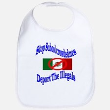 School Crowdedness Bib