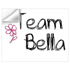 Team Bella Wall Decal