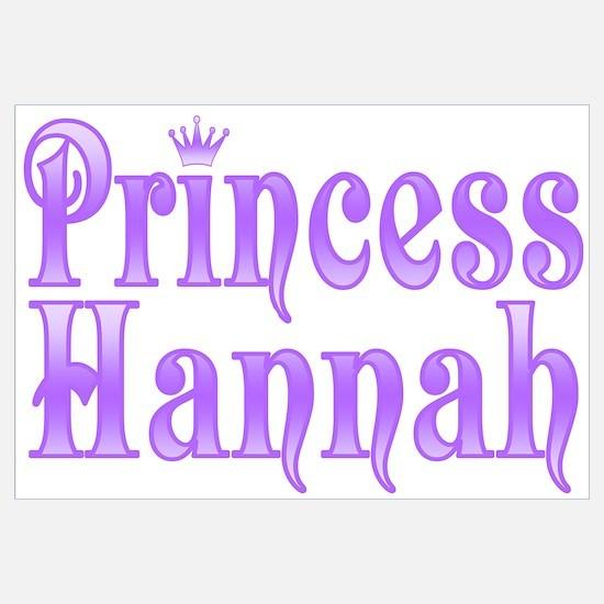 """Princess Hannah"""
