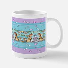 Cute I love birdies Mug