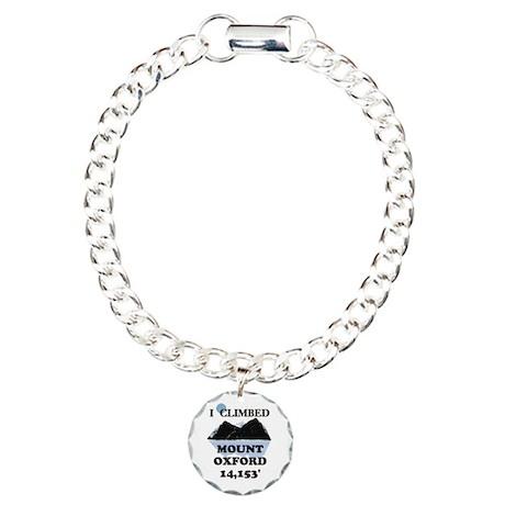 Mount Oxford Charm Bracelet, One Charm
