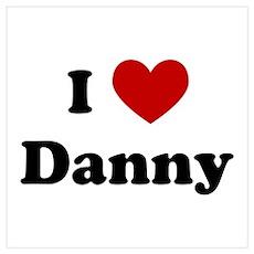 I Heart Danny Poster