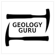 Geology Guru Poster