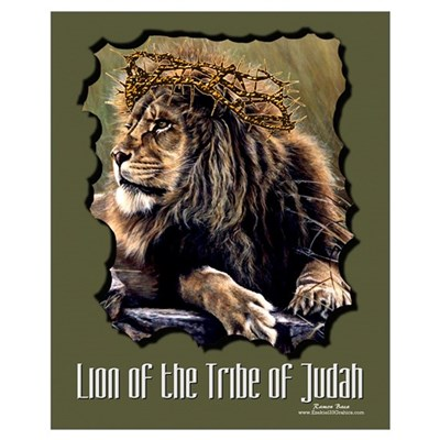 Lion of Judah 11 Poster
