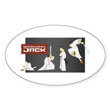 Samurai Jack Decal