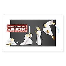 Samurai Jack Decal