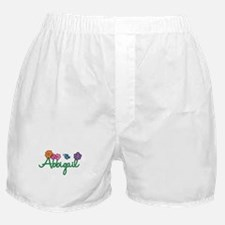 Abbigail Flowers Boxer Shorts