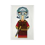 Cute Roman Gladiator Magnet (10 Pk)