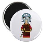 "Cute Roman Gladiator 2.25"" Magnet (10 Pk)"