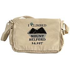 Mount Belford Messenger Bag