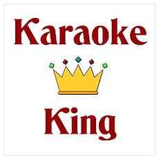 Karaoke King Poster