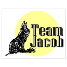 Team Jacob Poster
