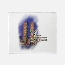 September 11, we will never forget - Stadium Blan