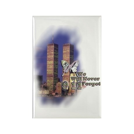 September 11, we will never forget - Rectangle Mag