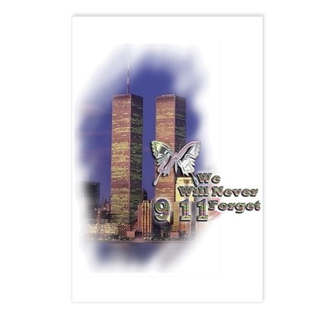 September 11, we will never forget - Postcards (Pa
