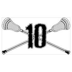 Lacrosse 10 Poster