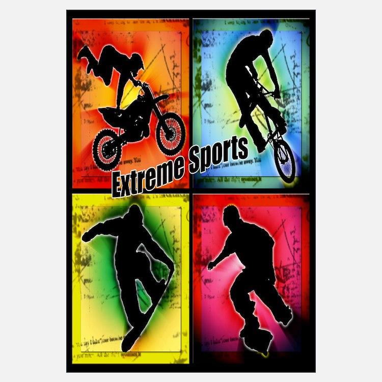 Extreme Sports: Extreme Sports Wall Decor