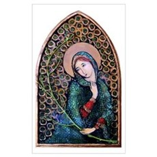 Blessed Virgin Mary 3 Poster