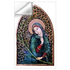 Blessed Virgin Mary 3 Wall Decal