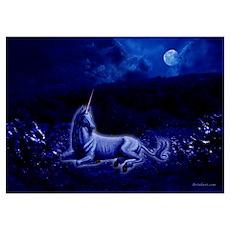Midnight Unicorn ~ Poster