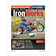 IronWorks March 2007 Poster