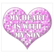 My Heart Is With My Son Poster