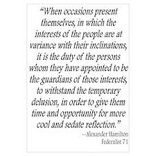 Federalist 71