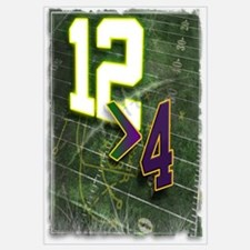 #12 is Greater Than #4 Funny