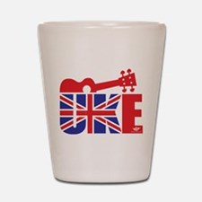 UK-E Ukulele Shot Glass