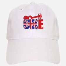 UK-E Ukulele Baseball Baseball Cap