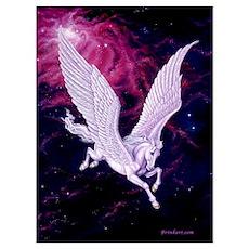 Space Pegasus ~ Poster