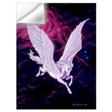 Space Pegasus ~ Wall Decal