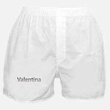 Valentina Stars and Stripes Boxer Shorts