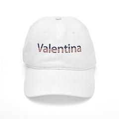 Valentina Stars and Stripes Baseball Cap